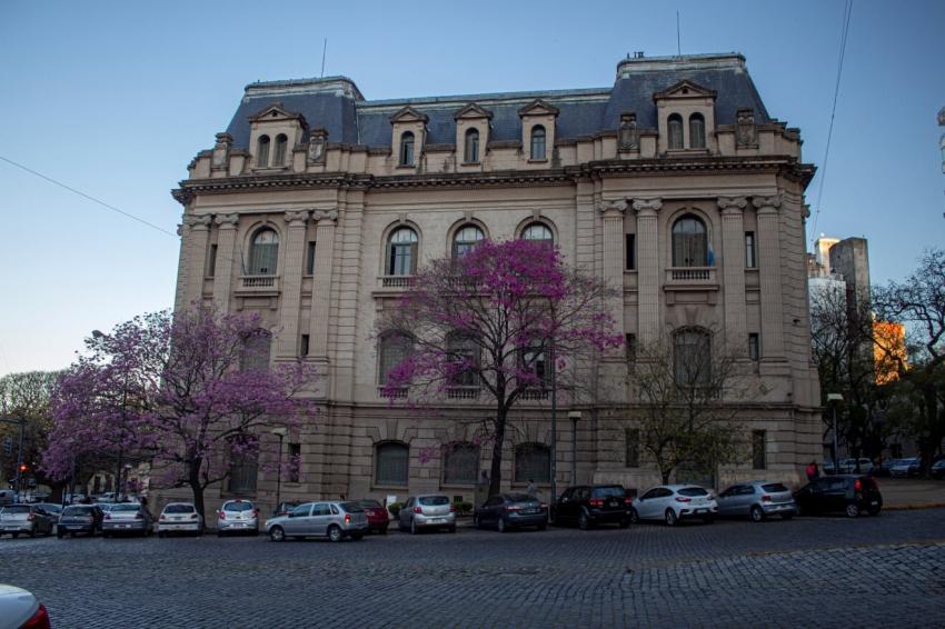 Un sitio con acento francés en la ciudad.